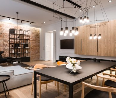 Fortune favours the brave: The apartment making a case for bold choices