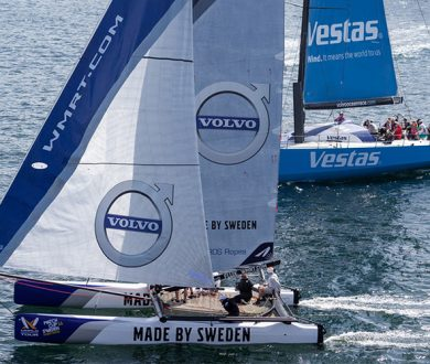 Soak up all the action with our guide to the Volvo Ocean Race Auckland Stopover