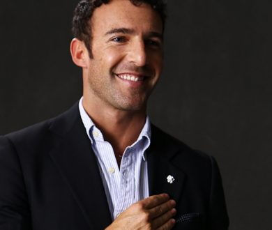 We chat with Carlos Huber; fragrance developer, architect and founder of ARQUISTE