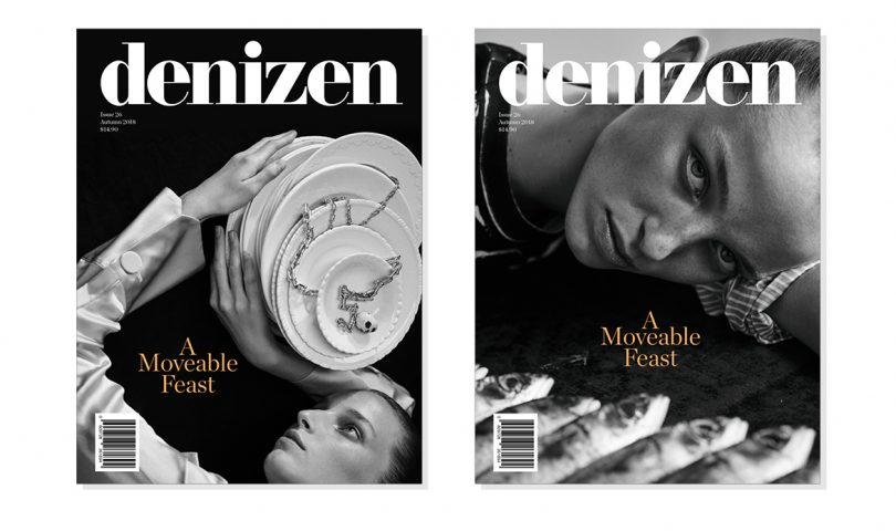 Feast your eyes on Denizen's bold new autumn issue — out now