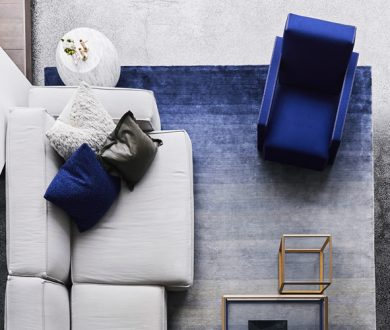 Into the blue: the interior tones you need this season