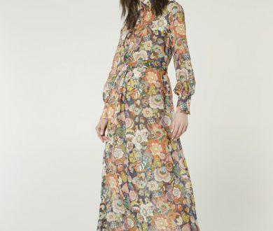 Helen Cherry Clemence dress