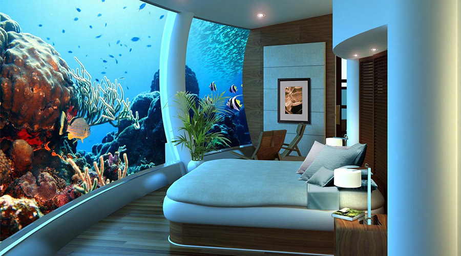 Poseidon Underwater Resort