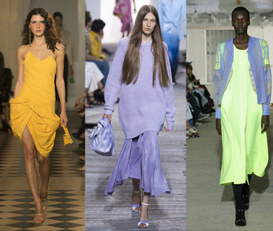 These are the colours jostling to become the new Millennial Pink