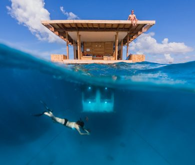 7 of the world's most outrageous underwater hotels
