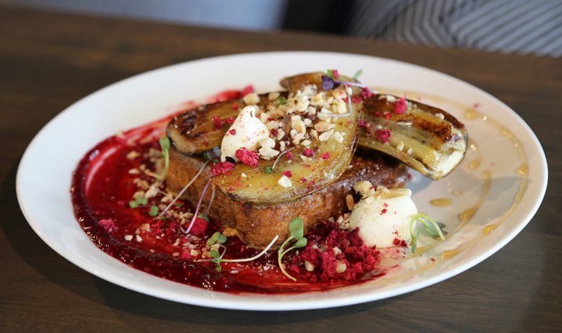 This contemporary, new cafe is delivering a fresh take on our favourite brunch fare
