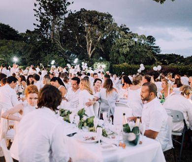 Le Dîner en Blanc is set to make an elegant return this month