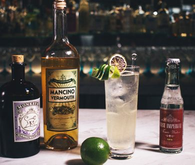 We speak gin with one of Hong Kong's best bartenders
