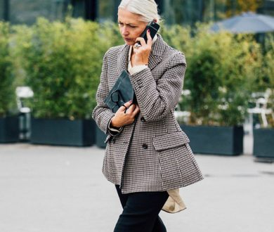 Autumn is calling for us to take our style cues from Grandma