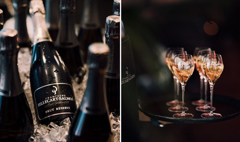 Billecart-Salmon Champagne is celebrating its 200th birthday at MASU