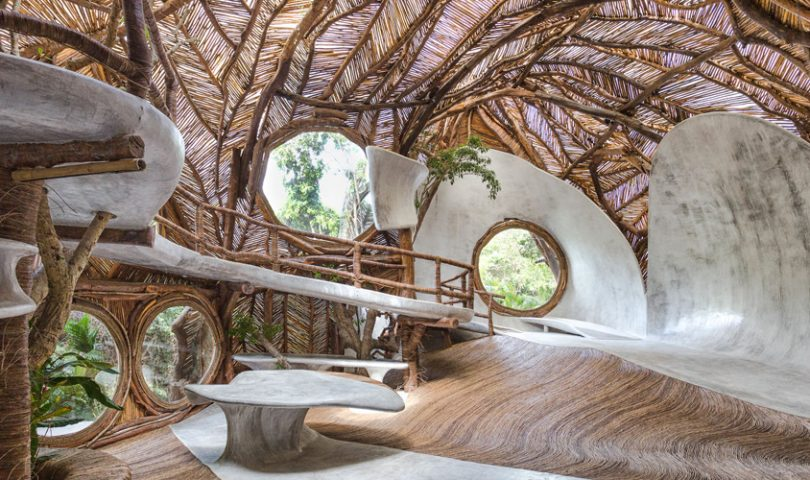 Tulum's breathtaking answer to the Guggenheim has just opened
