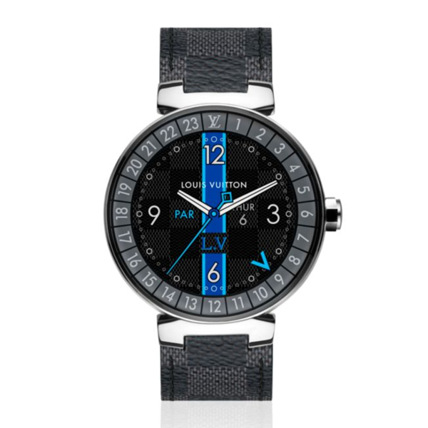 Connected Tambour Horizon watch