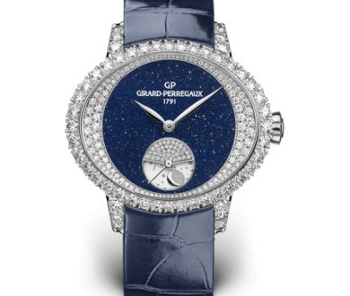 Girard-Perregaux Cat's Eye Day and Night High Jewellery watch