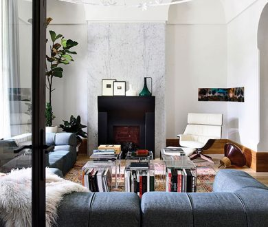 Get the look: How to achieve the perfectly eclectic living room