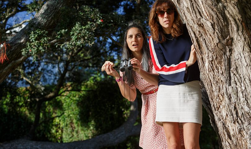 Madeleine Sami talks to us about Kiwi comedy and how to manage a break-up with dignity