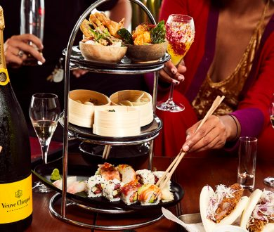 SEVEN is reinvigorating high tea with it's new weekend lunch offering
