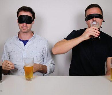 Video: We ask 2 guys to blind taste test Asahi Black