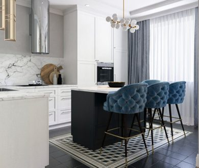 Get the look: Upgrade your kitchen with Trenzseater's contemporary touches