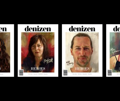 Our hotly anticipated 2018 Denizen Heroes winter issue is here