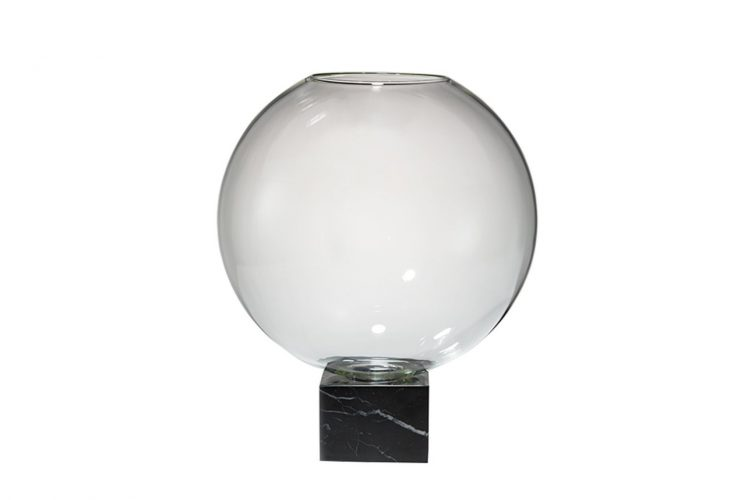 Lee Broom podium globe vessel