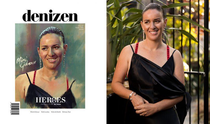 The Chivas Entrepreneurial Award Winner, Mimi Gilmour