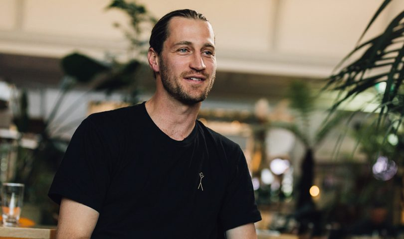 Everybody Eats founder Nicholas Loosley (2018) creates restaurants with a social cause