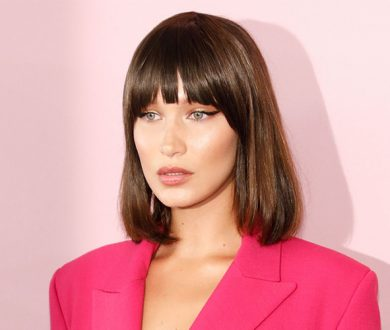 Hair trend: The return of the fringe