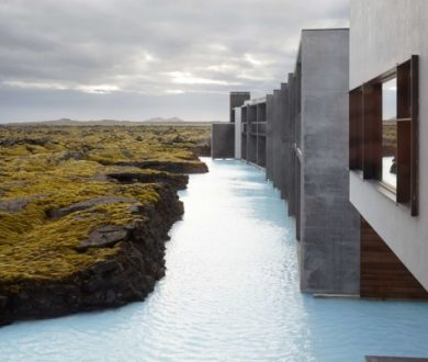This new hotel is making one of the world's most beautiful locations even more enticing