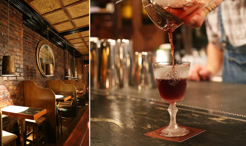Deadshot is a new Ponsonby Road bar from the talented team behind Caretaker
