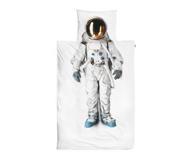 Astronaut quilt cover set