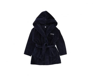 Hugo Boss Kids Bathrobe