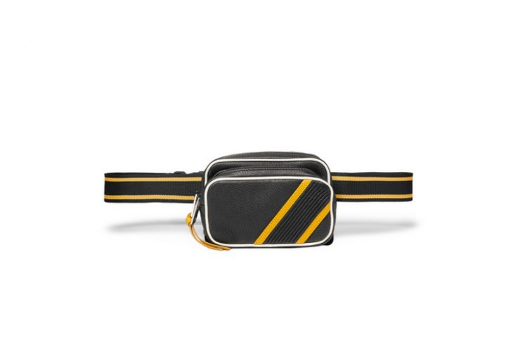 Givenchy MC3 Leather Belt Bag
