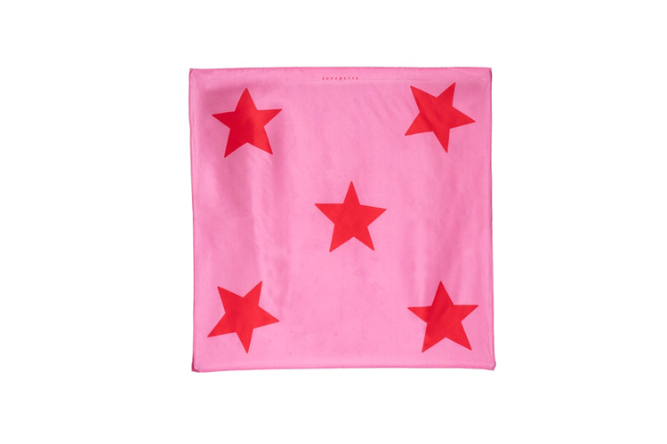 Star Silk Scarf