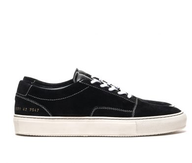 Common Projects Skate Low in suede