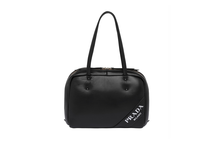Prada padded nappa leather bag