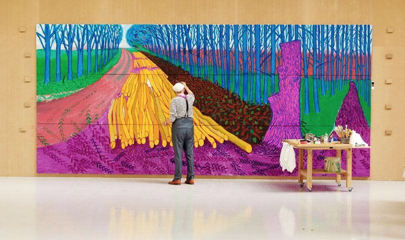 Here's why the new David Hockney film marks a new era for art documentaries