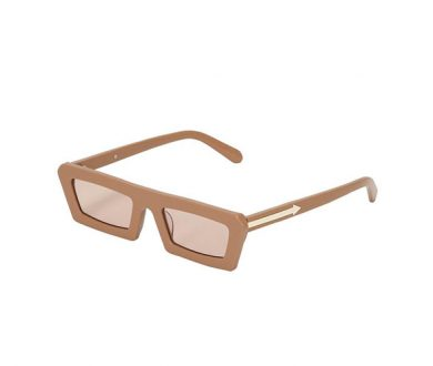 Shipwrecks Caramel sunglasses