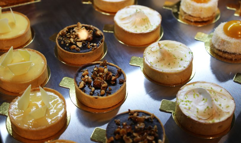 La Petite Fourchette is serving up bona fide French pastries in Wynyard Quarter