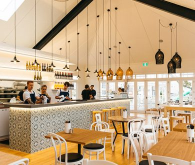 The Parkhouse is a new eatery transforming Whenuapai