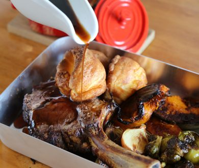 Grangers' mouth-watering roast dinner experience kicks off this Sunday