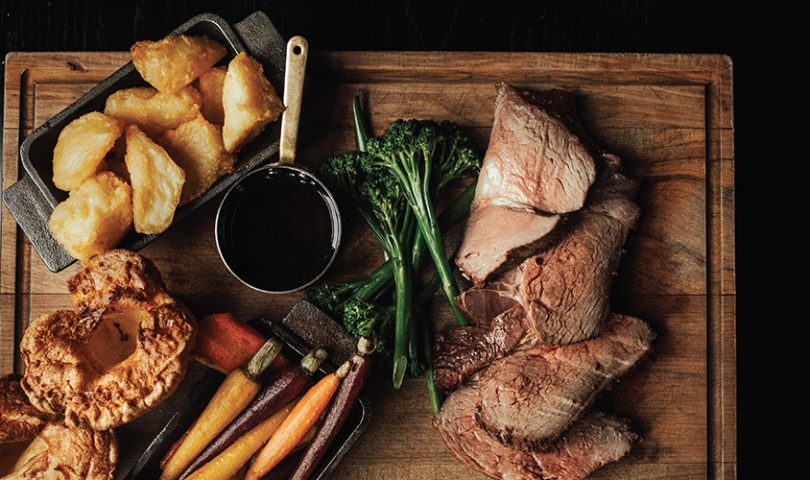 This gourmet Sunday roast pickup is the perfect excuse to stay in your athleisurewear