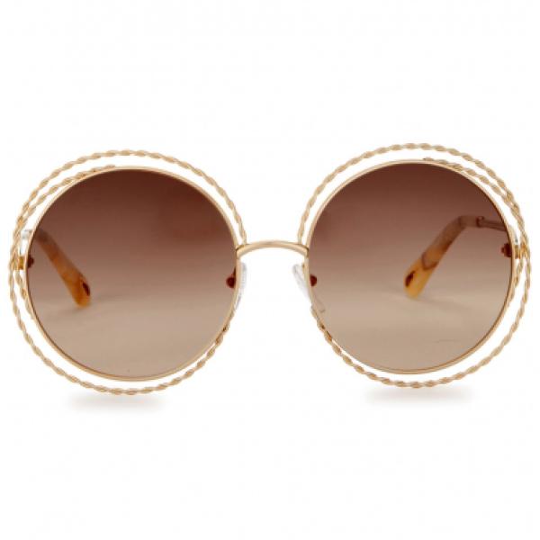Chloé Carlina twist sunglasses