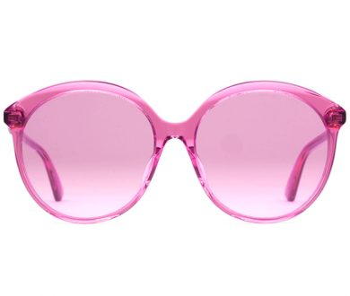 Gucci specialised fit round-frame sunglasses