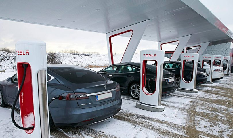 Tesla announces a huge expansion to its NZ supercharger network