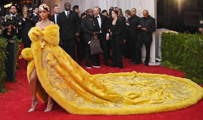 Yellow is Forbidden: The documentary about THAT dress Rihanna wore to the Met Gala