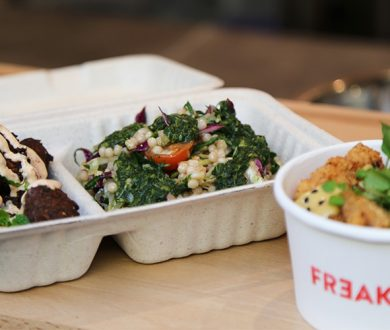 New hole in the wall eatery, Freaky, is about to shake up your lunchtime routine