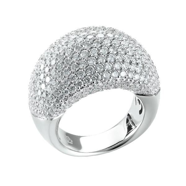 Pavé Dome Ring