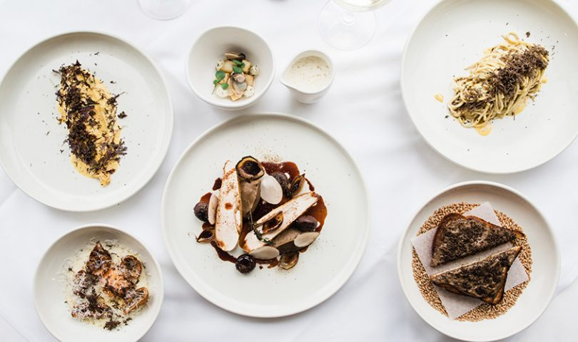Get your fill this truffle season with Euro's epic menu for under $30