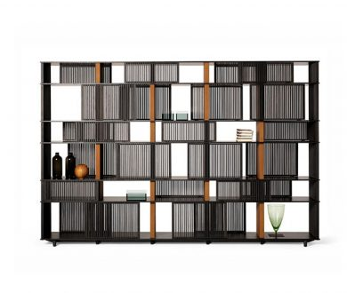 Lloyd Bookcase by Jean-Marie Massaud