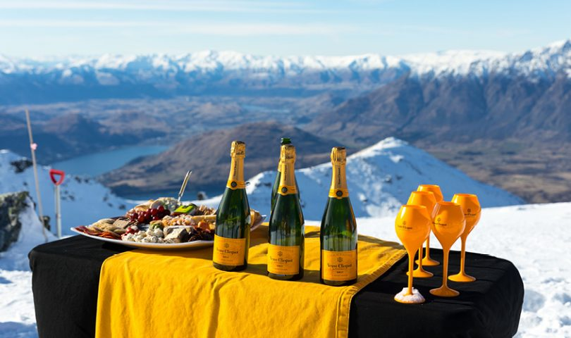 Your chance to be Denizen's official correspondent at this year's Clicquot In The Snow